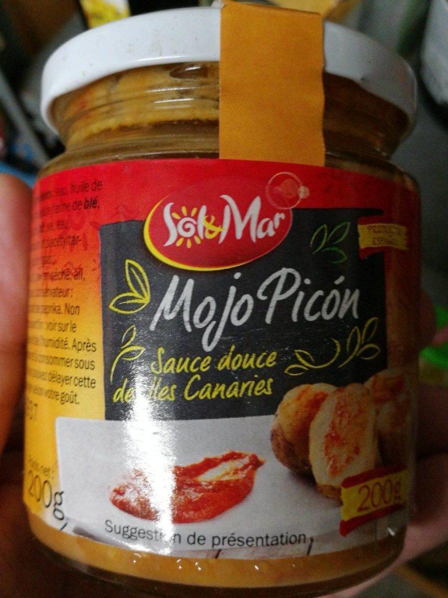 Mojo Picón Sauce douce de Iles Canaries - Product