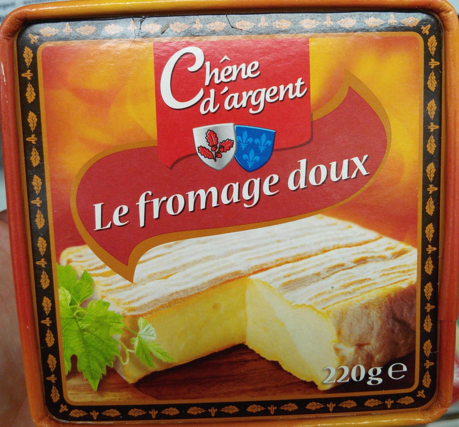 Le fromage doux (27 % MG) - Produit - fr