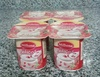 Pack iogurtes pedaços morango -