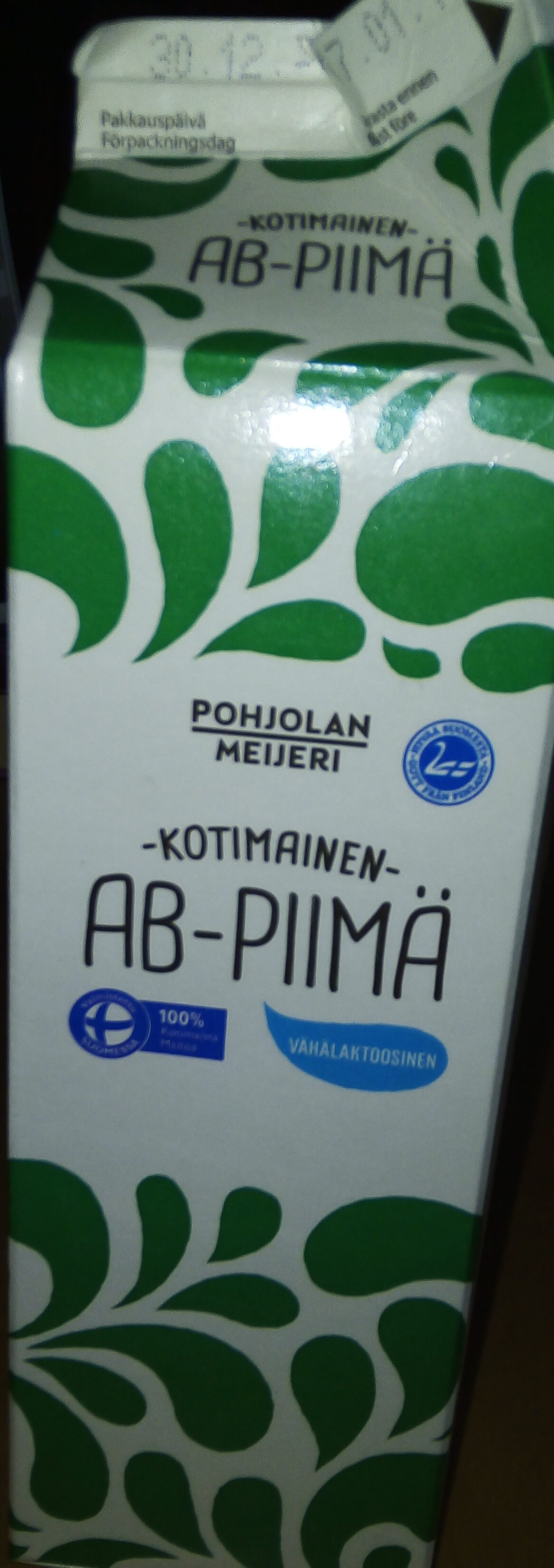 Ab-piimä - Tuote - fi