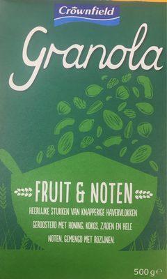 Fruit et noten - Granola - Product