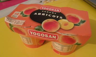 Yaourt Abricots - Produit