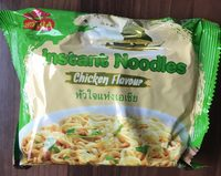 Instant Thai Noodles Chicken Flavour - Product - fr