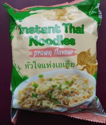 Instant Thai Noodles Prawn Flavour - Produit - fr
