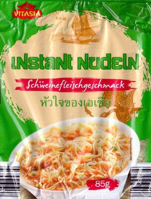 Instant Nudeln Schweinefleischgeschmack - Prodotto - de