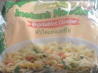 Nouille instantané légumes - Voedingswaarden - de
