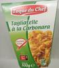 Tagliatelle à la Carbonara - Produit