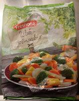 Freshona Wokgrönsaker - Produit - sv