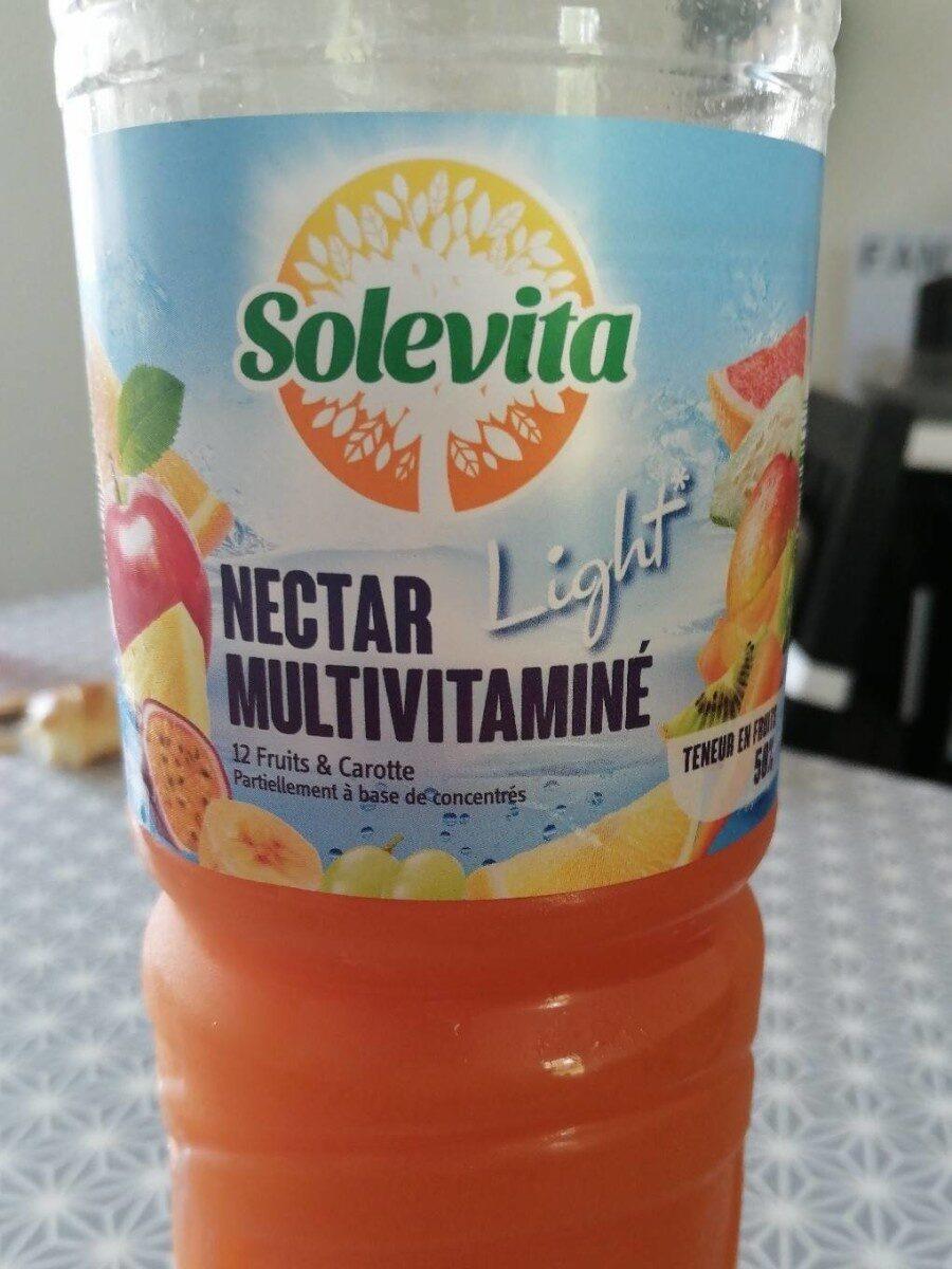 Nectar multivitaminé - Produit - fr
