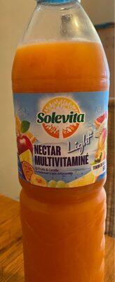 Nectar multivitaminé - Informations nutritionnelles - fr