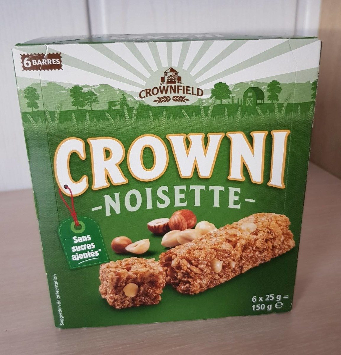 CROWNI -NOISETTE- - Producto