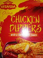 Chicken Dippers Sweet Chili Sauce - Produit - fr