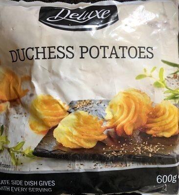Duchess Potatoes - Product - fr