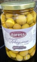 Aceitunas arbequinas - Producte - es