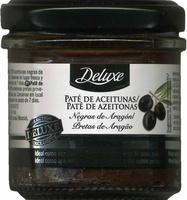 Paté de aceitunas negras de Aragón - Producto