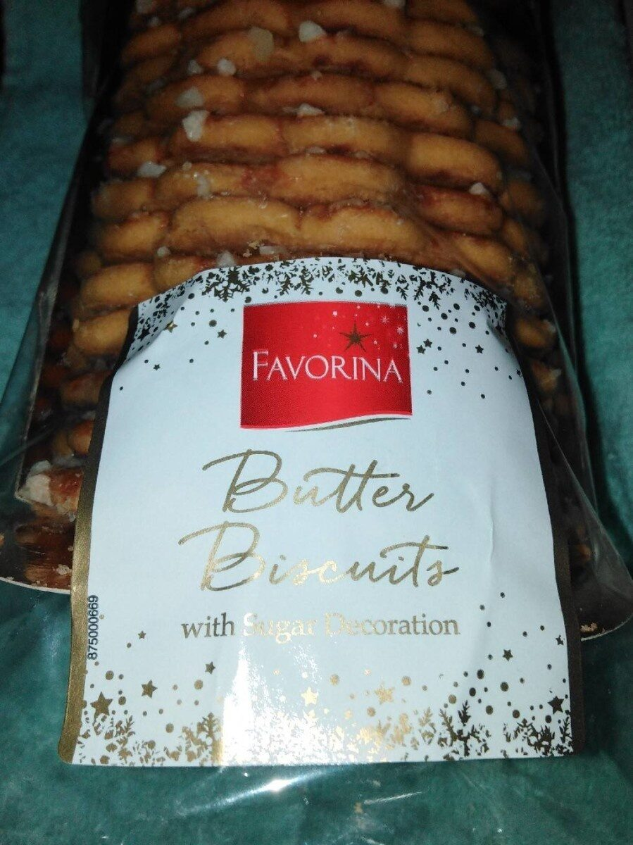 Butter Biscuits - Producto