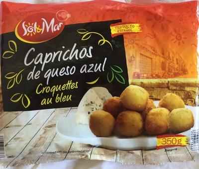 Caprichos de queso azul - Produit