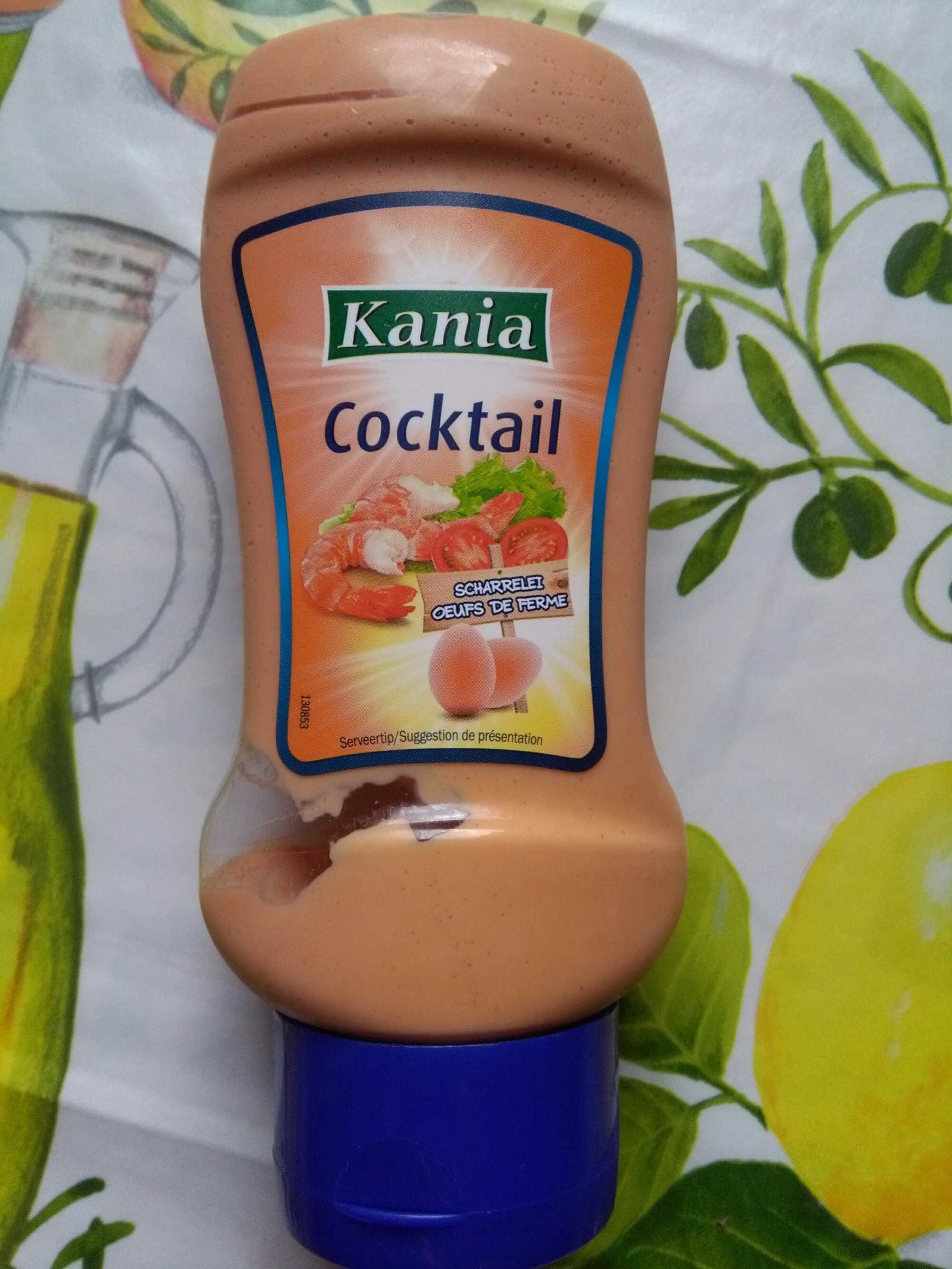 Sauce cocktail - kania - 350 ml (344 gr)