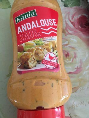 Sauce Andalouse - Product - en