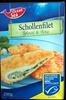 Schollenfilet Spinat & Feta - Product