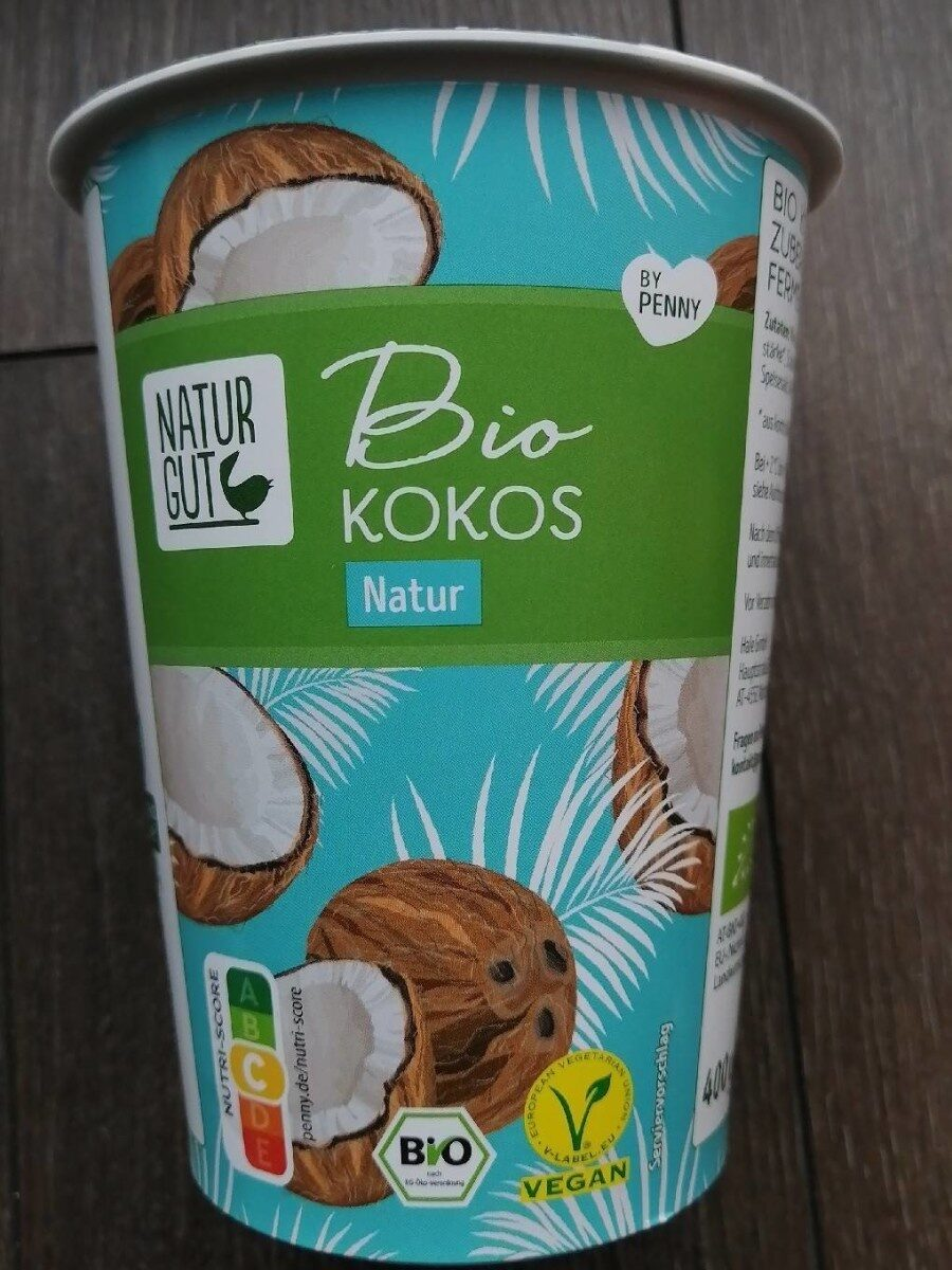 Bio Kokosmilchzubeteitung, fermentiert - Produkt - de