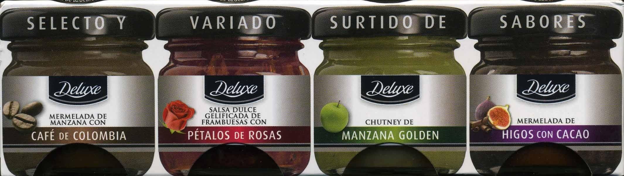 """Mermeladas surtidas """"Deluxe"""" - Product"""