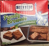 Family Brownie Chocolat noisettes - Product