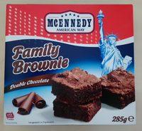 Family Brownie Pépites de Chocolat - Produkt