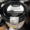 Mousse de thon blanc - Product