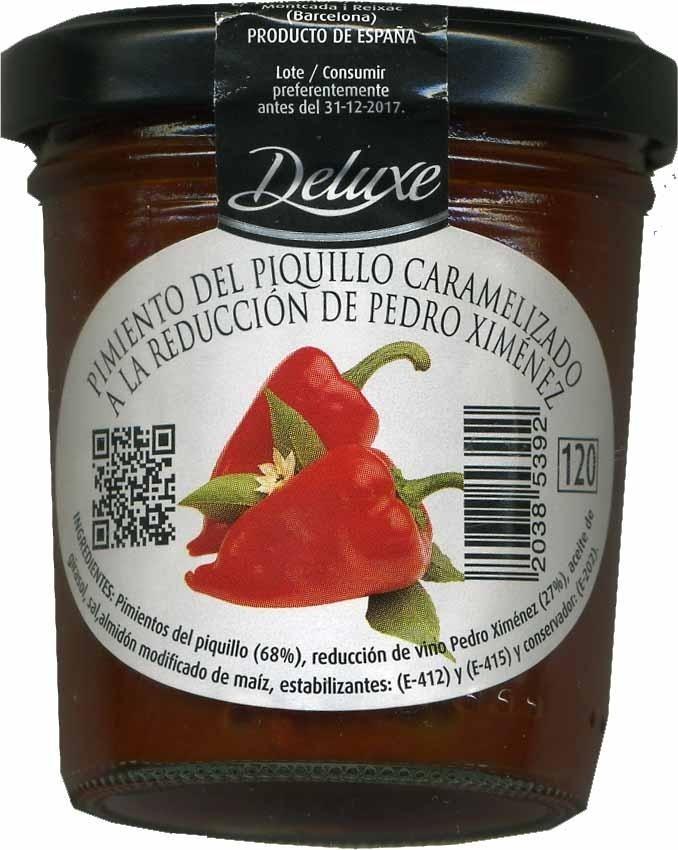 Pimiento piquillo caramelizado - Produit - es