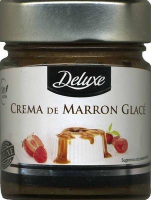Crema de marron glacé - Deluxe - 285 g