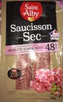 Saucisson Sec - Product