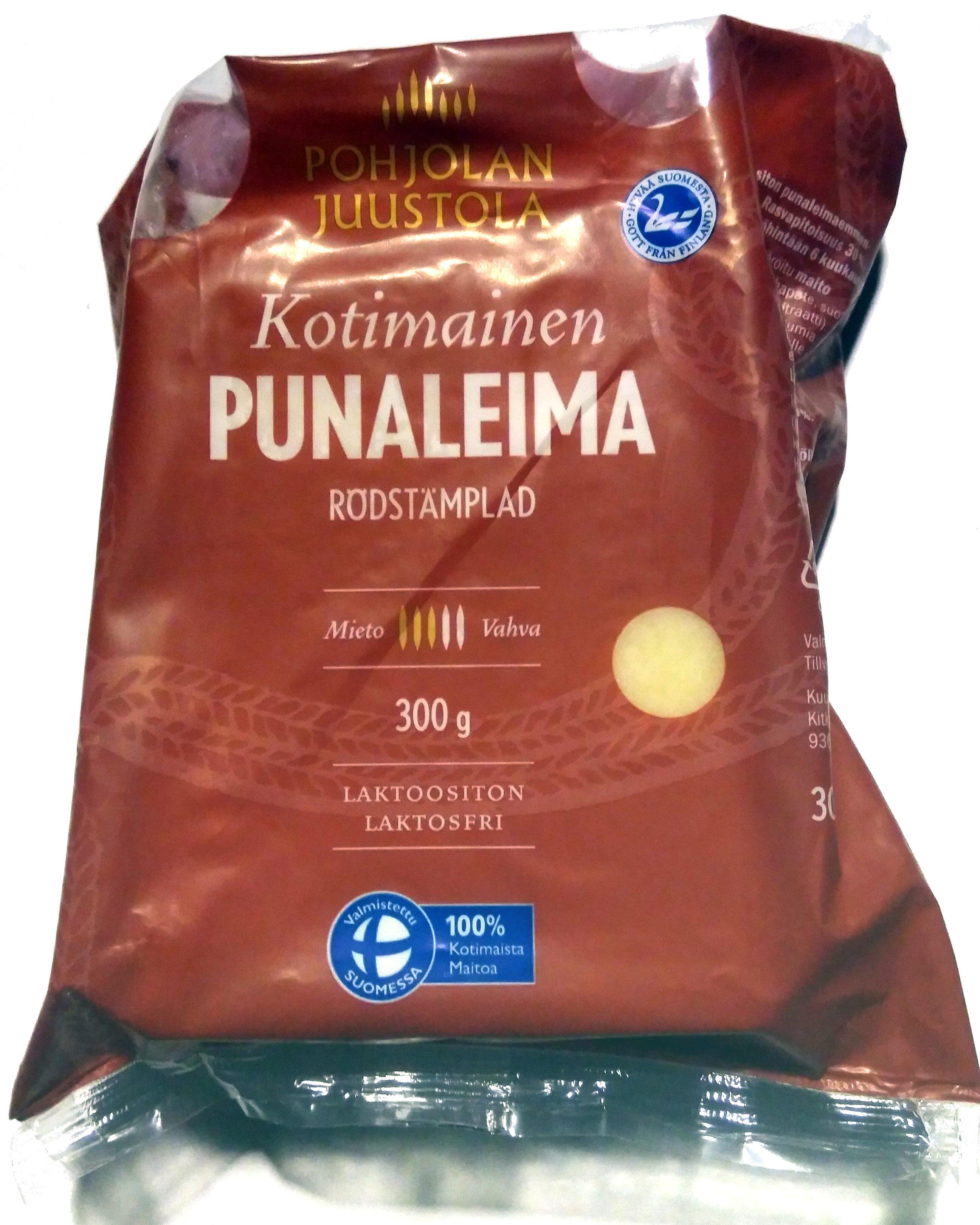 Kotimainen Punaleima - Tuote - fi
