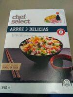 Arroz 3 delicias - Producte