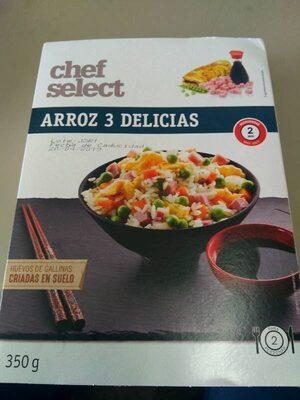 Arroz 3 delicias - Producto