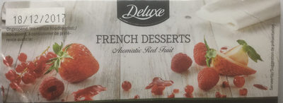 Kerst: Verrine Fruits Rouges 2 x 70 Gram (deluxe) - Produit - fr