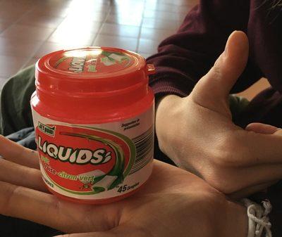 Liquids - fraise / citron vert - Produit - fr