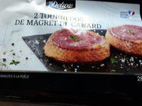 TOURNEDOS de magret de canard - Product
