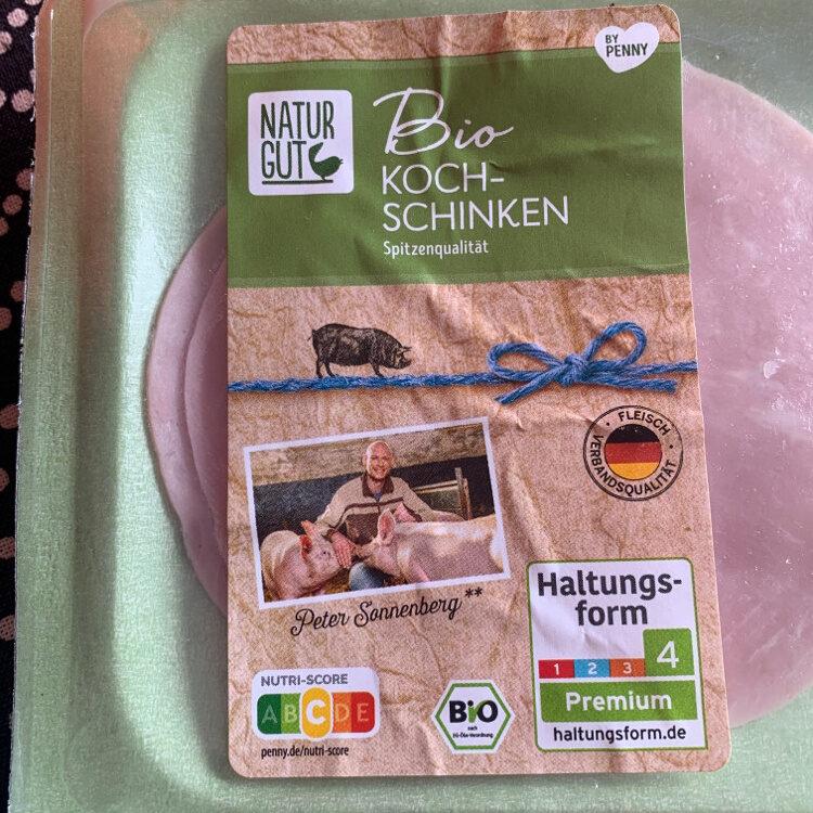 Naturgut Bio Kochschinken - Product - de