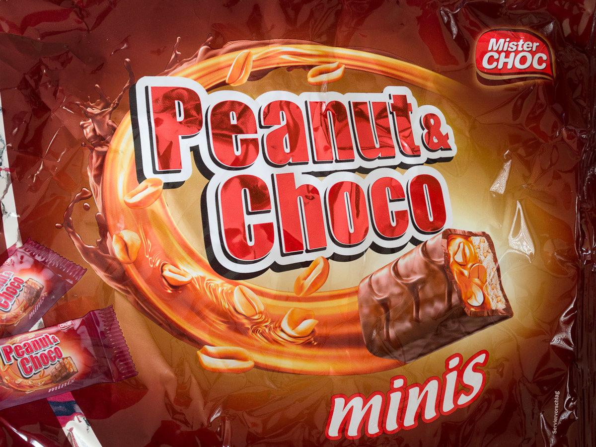 Peanut & Choco Minis - Product