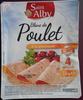 Blanc de Poulet, A la provençale (4 tranches) - Produit