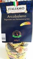 Arcobaleno - Produit