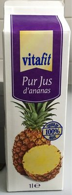 Pur jus d'ananas - Produit - fr