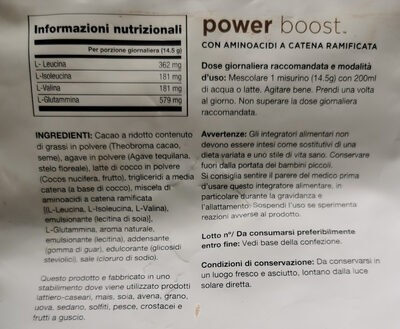 Power boost - Product - fr