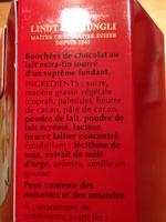 Lindor lait passionnément fondant - Product