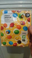 Hema Choco peanuts - Produit