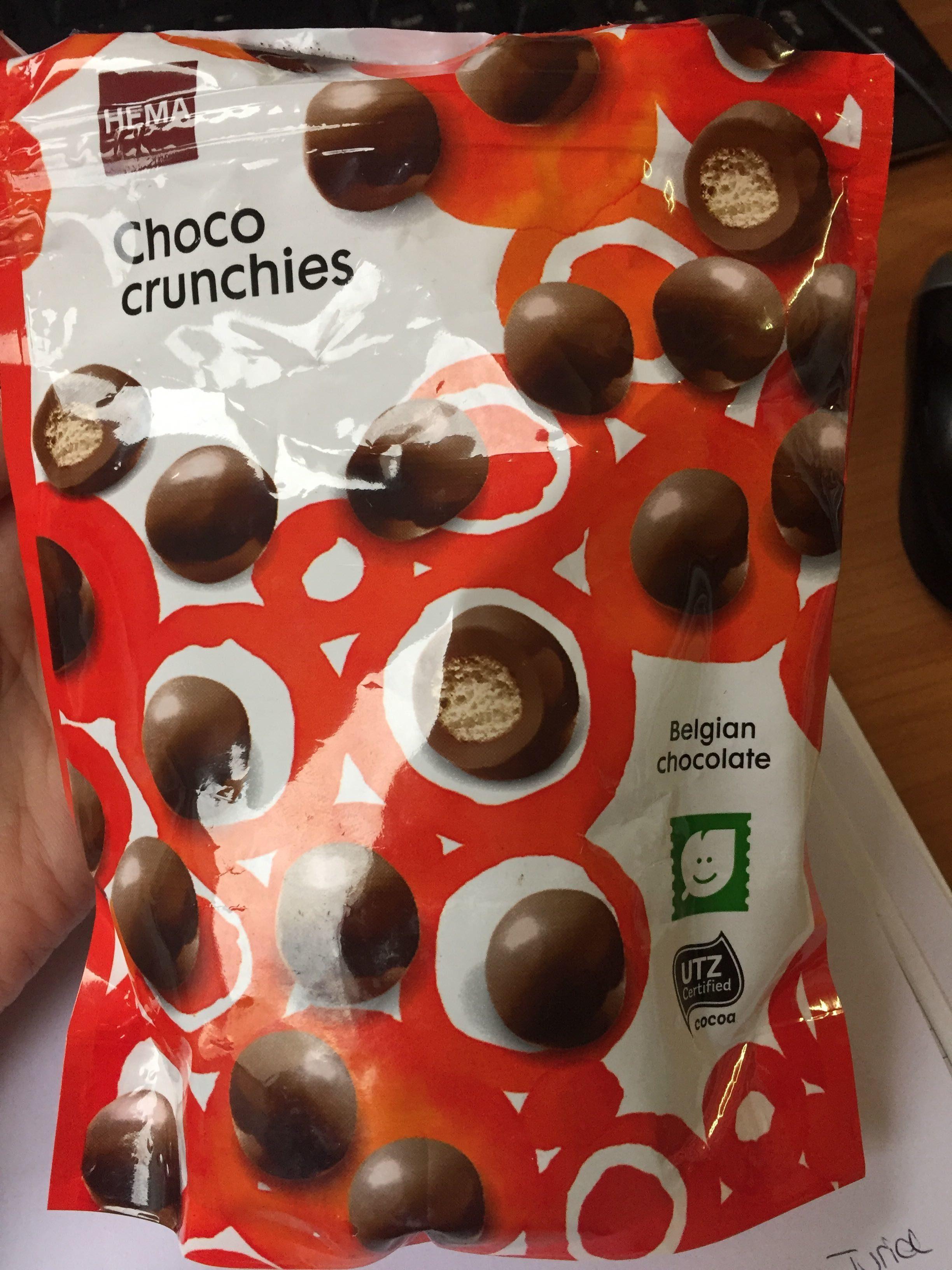 Choco crunchies - Product