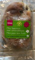 Mini pain aux fruits - Produit - fr