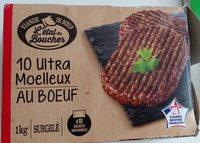 10 ultra moelleux au bœuf - Produit - fr