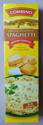 Combino Original Italienische Spaghetti, Quattro F... - Product - de
